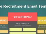 Recruitment Email Marketing Templates 10 Best Free Job Recruitment Email Templates Mailget