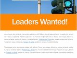 Recruitment Email Marketing Templates Real Estate Email Flyers Recruiting Templates