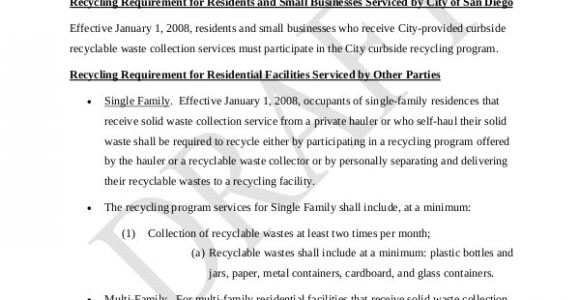 Recycling Proposal Template 44 Project Proposal Examples Pdf Word Pages