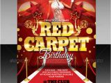 Red Carpet Flyer Template Free 25 Red Carpet Party Flyer Templates Free Premium Download
