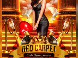 Red Carpet Flyer Template Free 33 Red Flyer Templates Psd Ai Word Eps Vector format