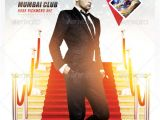 Red Carpet Flyer Template Free Birthday In the Red Carpet Flyer Template by Louistwelve