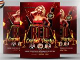 Red Carpet Flyer Template Free Red Carpet event Flyer Template Flyer Templates