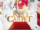 Red Carpet Flyer Template Free Red Carpet Party Flyer by Haicamon Graphicriver