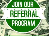 Referral Program Flyer Template Copy Of Referral Flyer Postermywall