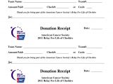 Relay for Life Donation Email Templates Relay for Life Donation Letter Template Examples Letter