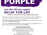Relay for Life Flyer Template 307 Best Images About Relay for Life On Pinterest