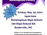 Relay for Life Flyer Template Relay for Life Of Rockingham County May 19 2017 to May