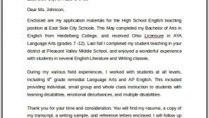 Relief Teacher Cover Letter Sample Cover Letter for Relief Teacher Cover Letter