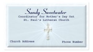 Religious Business Card Template Religious Business Card Template Zazzle