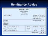 Remittance Advice Email Template 12 Remittance Templates Excel Pdf formats