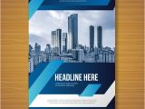 Remodeling Flyer Templates Free Blue Flyer Design Template Vector Free Download