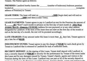 Rent to Buy Contract Template Rent to Own Contract Template 9 Free Word Excel Pdf