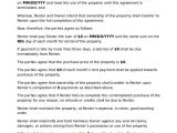Rent to Own Home Contract Template Rent to Own Home Contract 7 Examples In Word Pdf