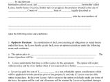Rent to Own Real Estate Contract Template Rent to Own Home Contract 7 Examples In Word Pdf