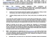 Rental Contract Template California 012 Template Ideas Roommate Rental Agreement form