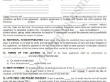 Rental Contracts Templates Free Rental Lease Agreement Templates Free Real Estate forms