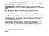 Renters 30 Day Notice Template 10 Best Images Of 30 Notice to Landlord Letter 30 Day