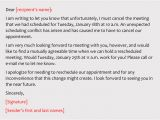 Reschedule Meeting Email Template 4 Best Sample Emails to Reschedule Business Meeting