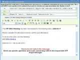 Reschedule Meeting Email Template Reschedule Meeting
