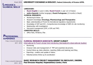 Research assistant Contract Template International Clinical Research associate Romina Moyano