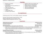Research Student Resume Student Research assistant Resume Sample Livecareer