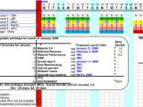 Resource Mapping Template Resource Planning Spreadsheet Tenrox