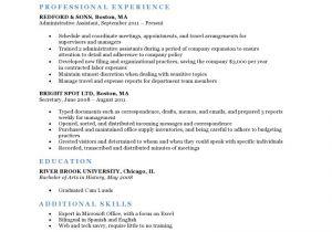 Resumè Template Expert Preferred Resume Templates Resume Genius