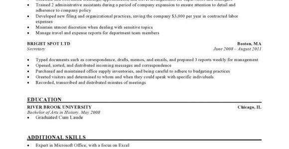 Resumae Template Expert Preferred Resume Templates Resume Genius