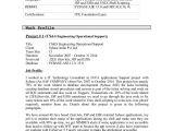 Resume Basic Unix Prasad Rompalli Latest Resume
