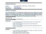 Resume Engineer Malaysia Cv Mohd Izzani R6