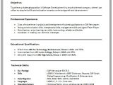 Resume for Btech Students B Tech Resume format Page 1 Career Professional
