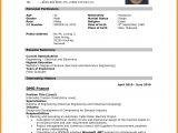 Resume for Job Application 8 Cv Sample for Job Application 2016 theorynpractice