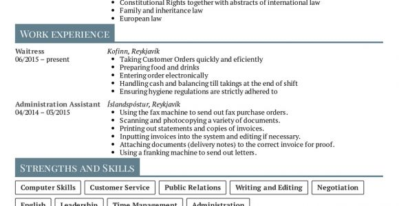 Resume for Law Student Internship Resume Examples by Real People Student Resume Law