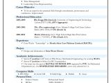 Resume for Mechanical Engineer Fresher In Word format Resume format for Mechanical Engineering Freshers It