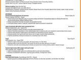 Resume for Undergraduate College Student 9 Resume Template for Undergraduate Student