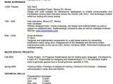 Resume format for Applying Job In Usa Job Search Skills format Of Resume Tutorialspoint