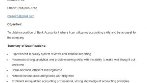 Resume format for Bank Job In Word File 22 Sample Banking Resume Templates Pdf Doc Free