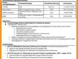 Resume format for Bank Job Pdf 5 Cv formt for Apply Job In Bank theorynpractice