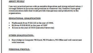 Resume format for Call Center Job Fresher Bpo Call Centre Resume Sample 1 Resume format Resume