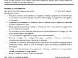 Resume format for Company Job Over 10000 Cv and Resume Samples with Free Download Best