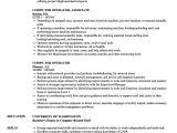 Resume format for Computer Operator Job Computer Operator Resume Samples Velvet Jobs