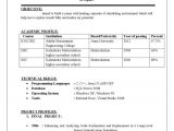 Resume format for Diploma In Civil Engineering Freshers Resume format for Diploma Mechanical Engineer Experienced