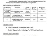 Resume format for Fresher Quora What is the Best Resume format for someone who is A