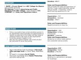 Resume format for Freshers Bcom Resume Templates for Bcom Freshers Download Free