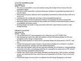 Resume format for Gis Job Analyst Gis Resume Samples Velvet Jobs