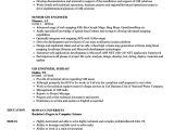 Resume format for Gis Job Gis Engineer Resume Samples Velvet Jobs