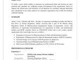 Resume format for Government Job In India Qa Resume Sample India Resume Resume format for