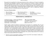 Resume format for Government Job Pdf Federal Government Resume Samples if It is Your First for