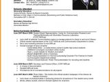 Resume format for Government Job Philippines 6 Cv format Philippines theorynpractice